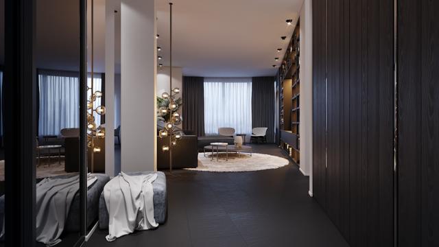 Un apartamento de diseño y moderno (5)